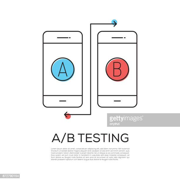 A / B-TESTS KONZEPT