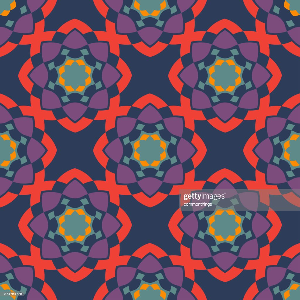 ABSTRACT ORNAMENT PATTERN