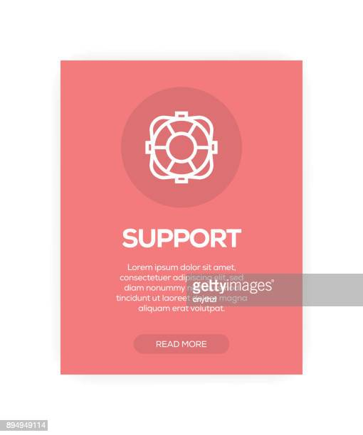SUPPORT CONCEPT