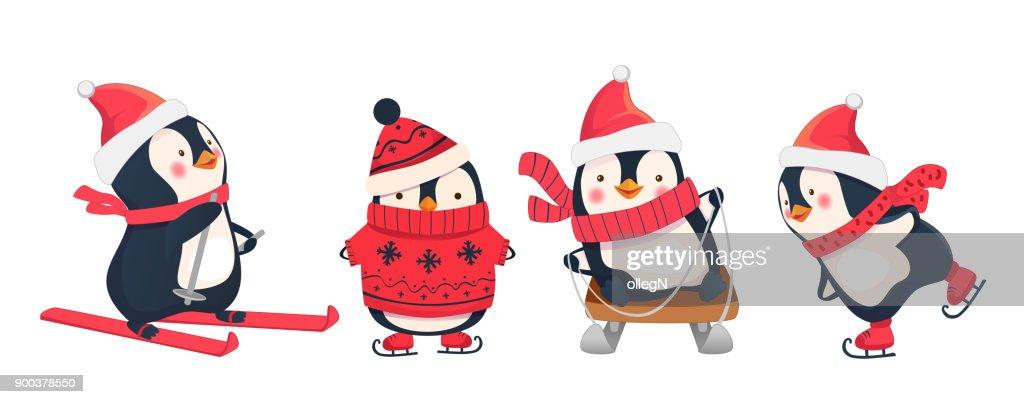 Все пингвины