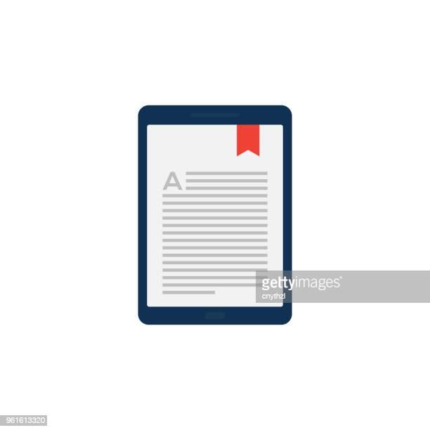 E-BOOK-FLACH-SYMBOL
