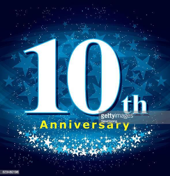 10 周年