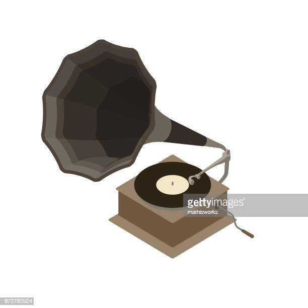 1920s Phonograph