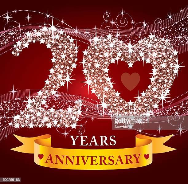 Zum 20-jährigen Jubiläum