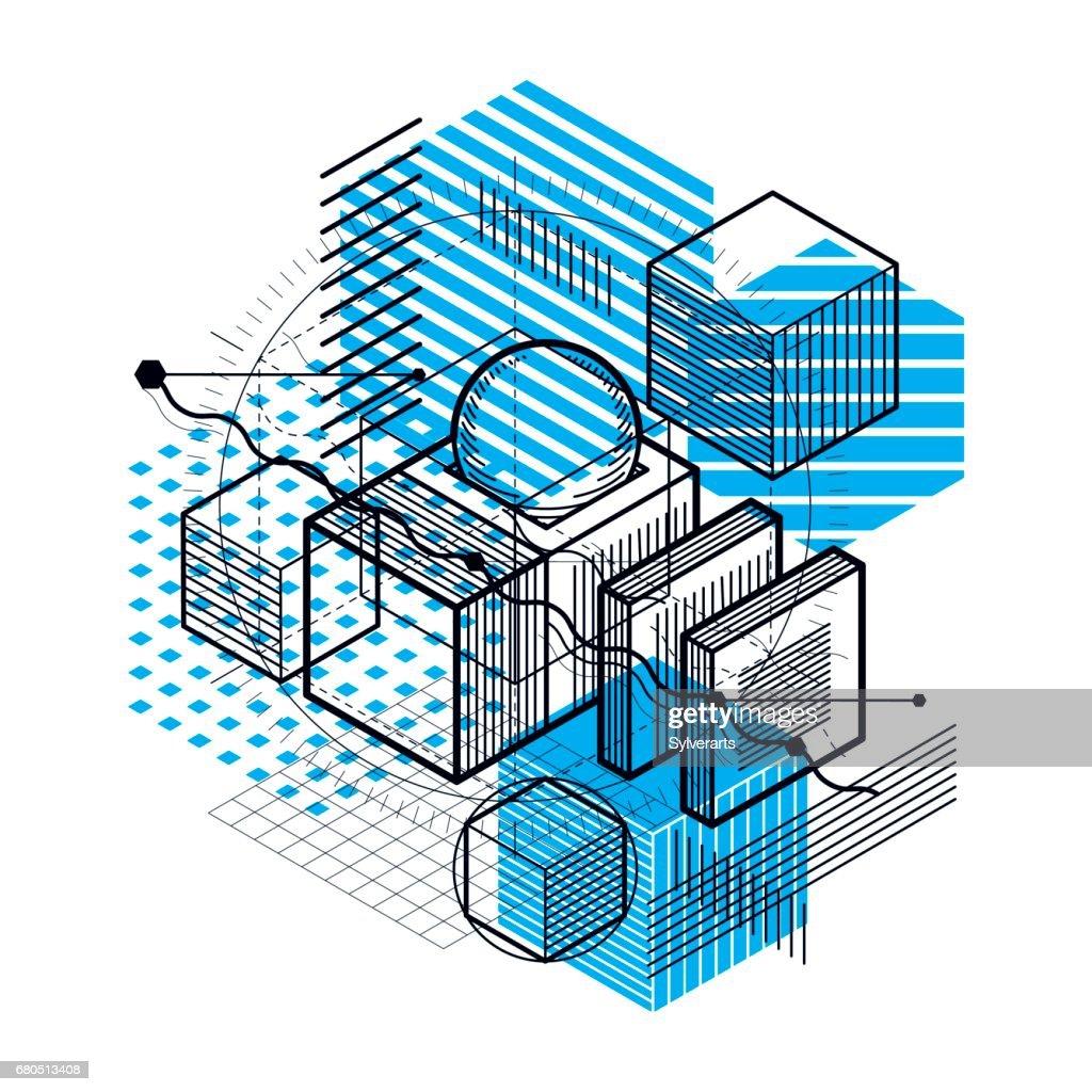 3d Cubes Bauhaus Diagram - Car Wiring Diagrams Explained •