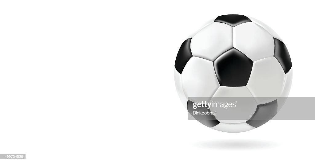3d football isolated