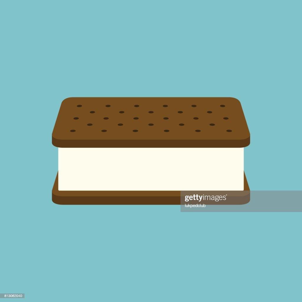 ice cream sandwich furniture. 3d Ice Cream Sandwich Icon Vector : Art Furniture
