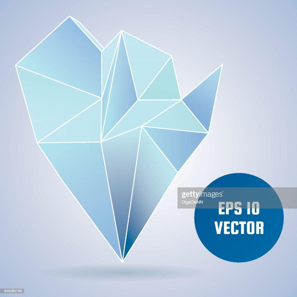 3d magic crystal