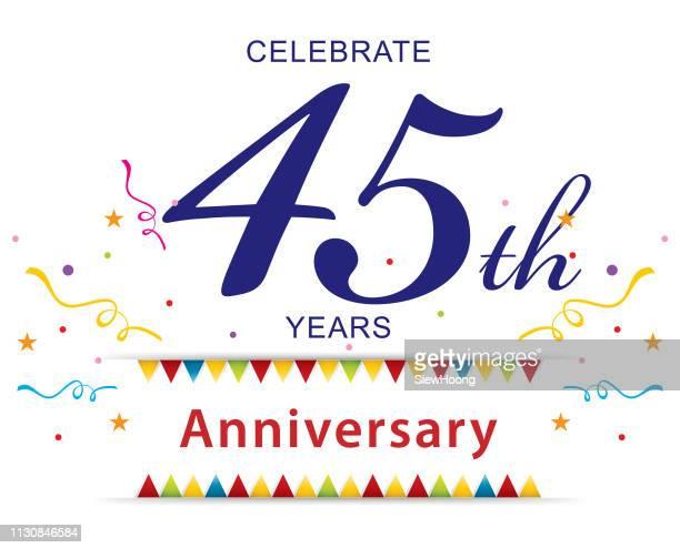 45th Anniversary