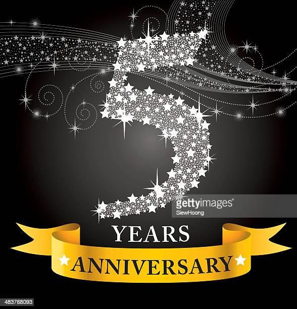 5 º aniversário