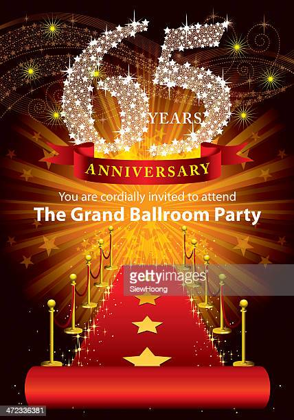 65th Anniversary Party