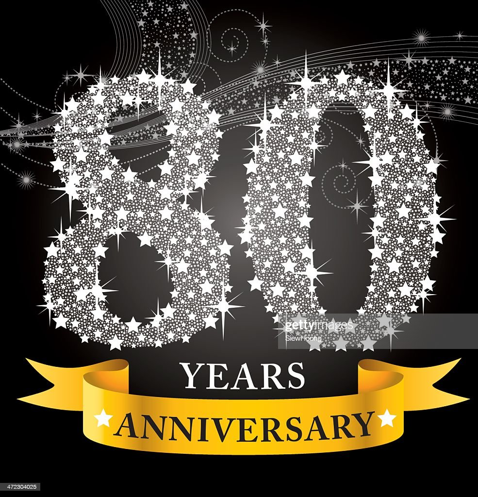 80th Anniversary Vector Art | Getty Images