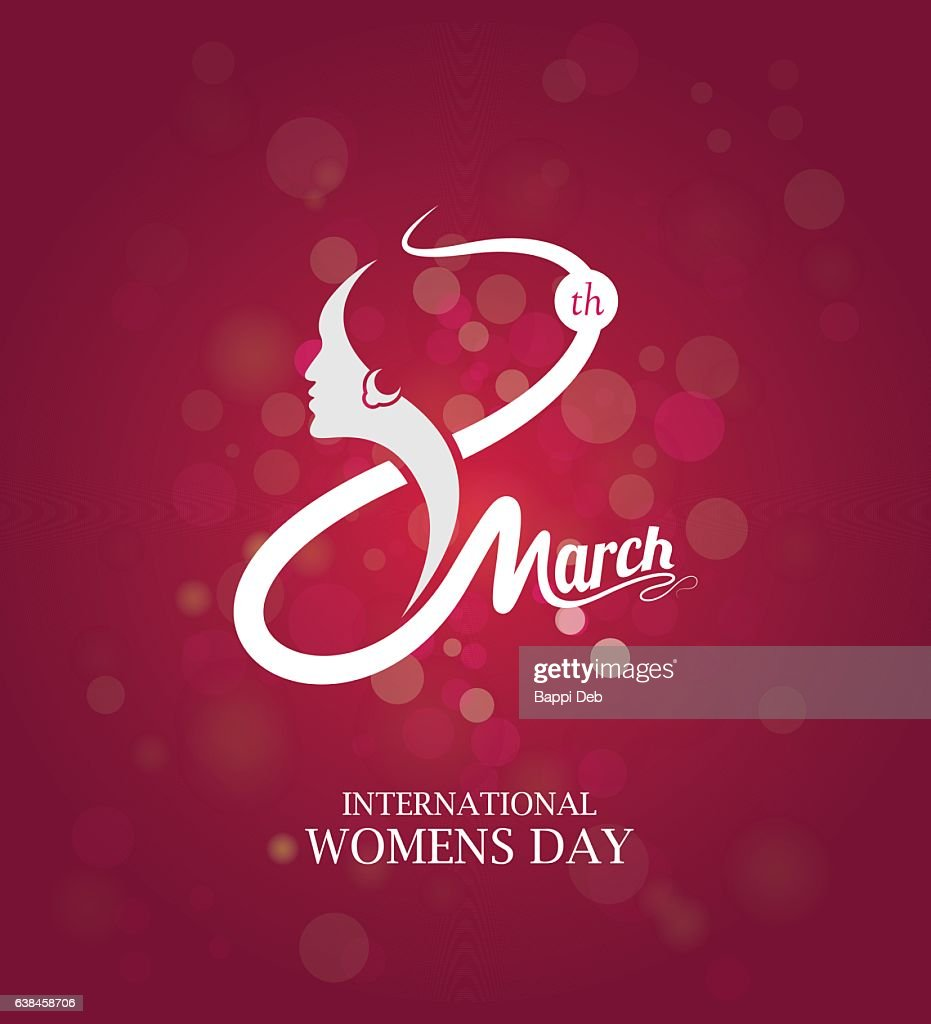 8th March Womens Day Template