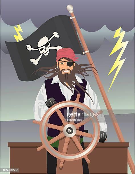 Aaargh! A Pirate!
