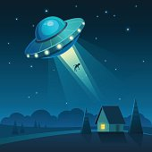 Abduction by aliens
