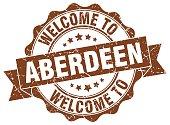 Aberdeen round ribbon seal