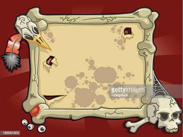 Aboriginal or Cannibal Frame