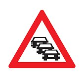 About likeliness of traffic queues.