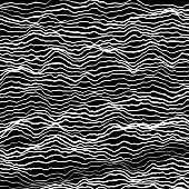 abstact vector wave
