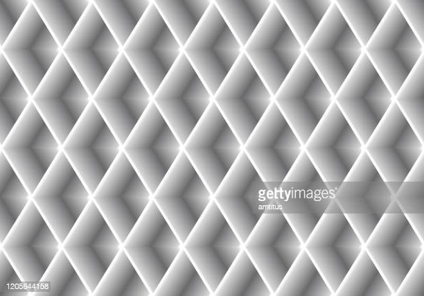 abstract 3d pattern - illusion stock illustrations