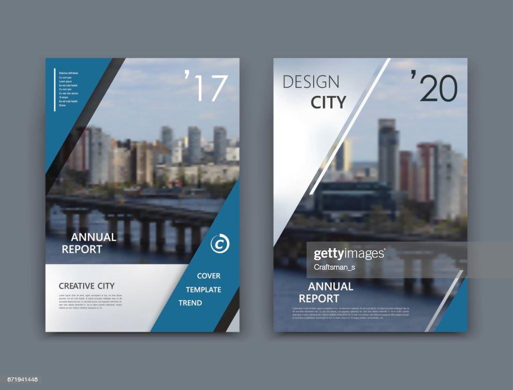 Design De Couverture Brochures A4 Abstraite Modles Pour Bannire Carte Visite Fiche Modle Ensemble Flyer Ou Annonce Texte Police Titre