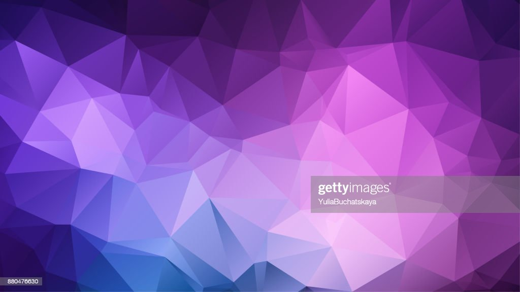 Abstract amethyst background