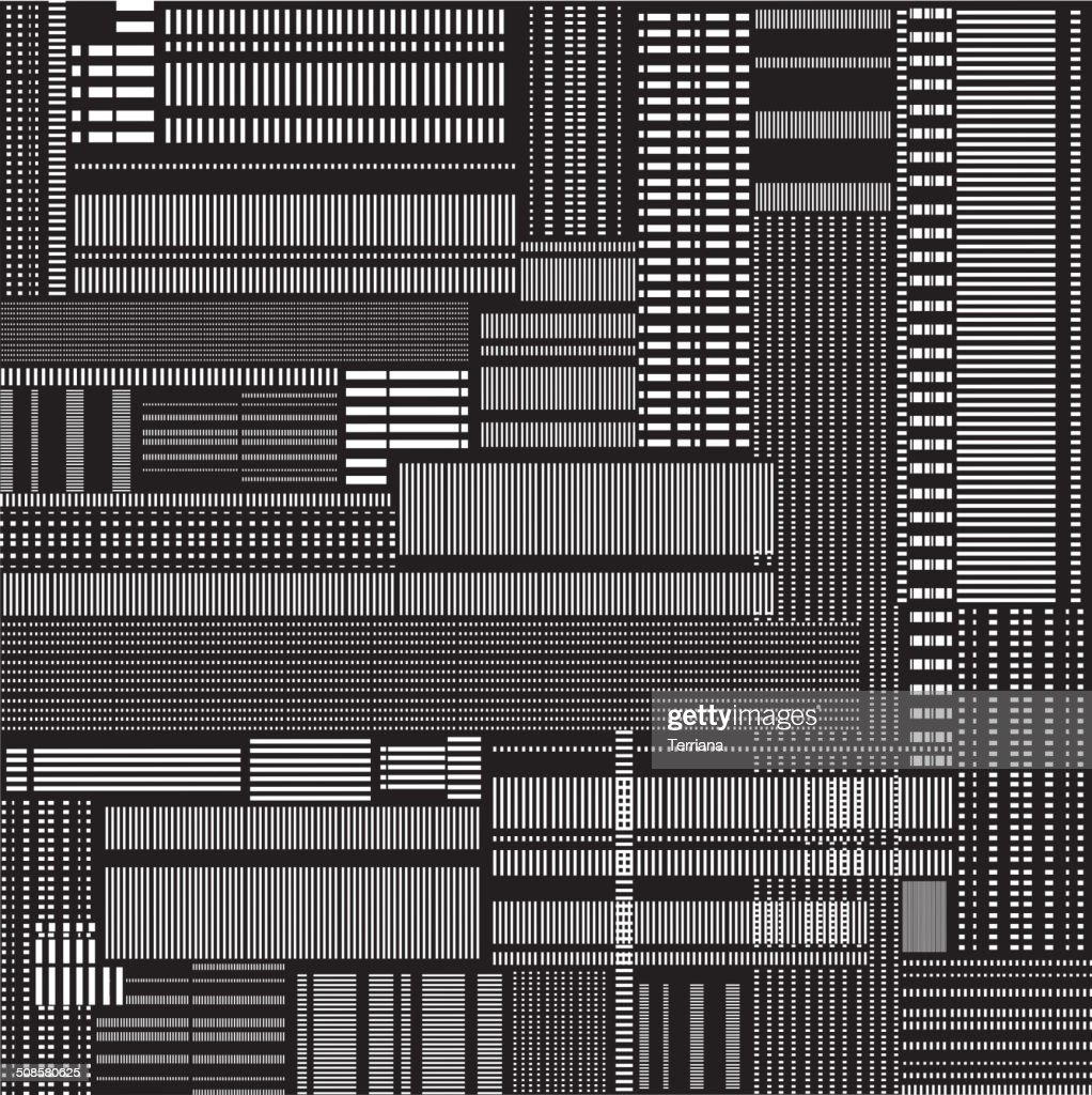 Abstract architectural textured wallpaper. : Vector Art