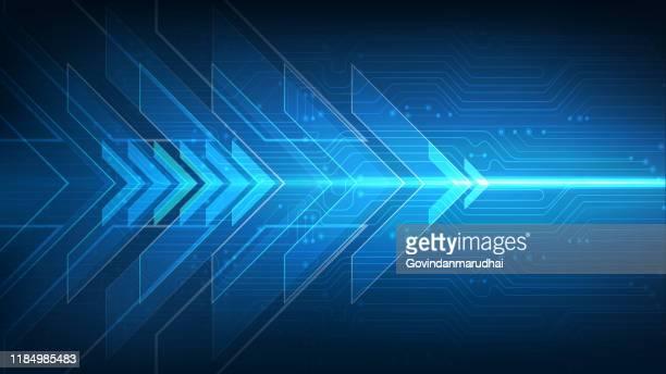 abstrakte pfeile hintergründe - geschwindigkeit stock-grafiken, -clipart, -cartoons und -symbole