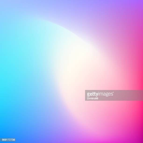 Abstract background: blue purple and white