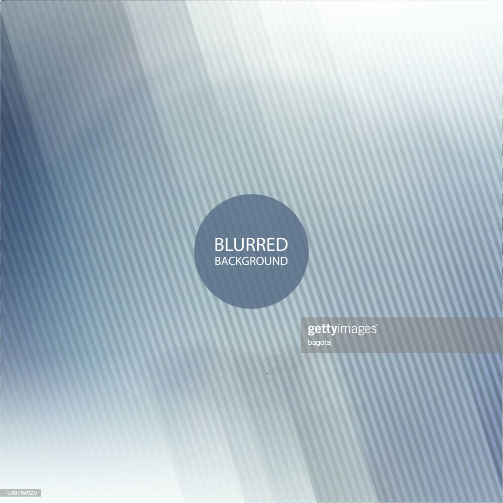 Abstract Background Design with Blurred Image Pattern