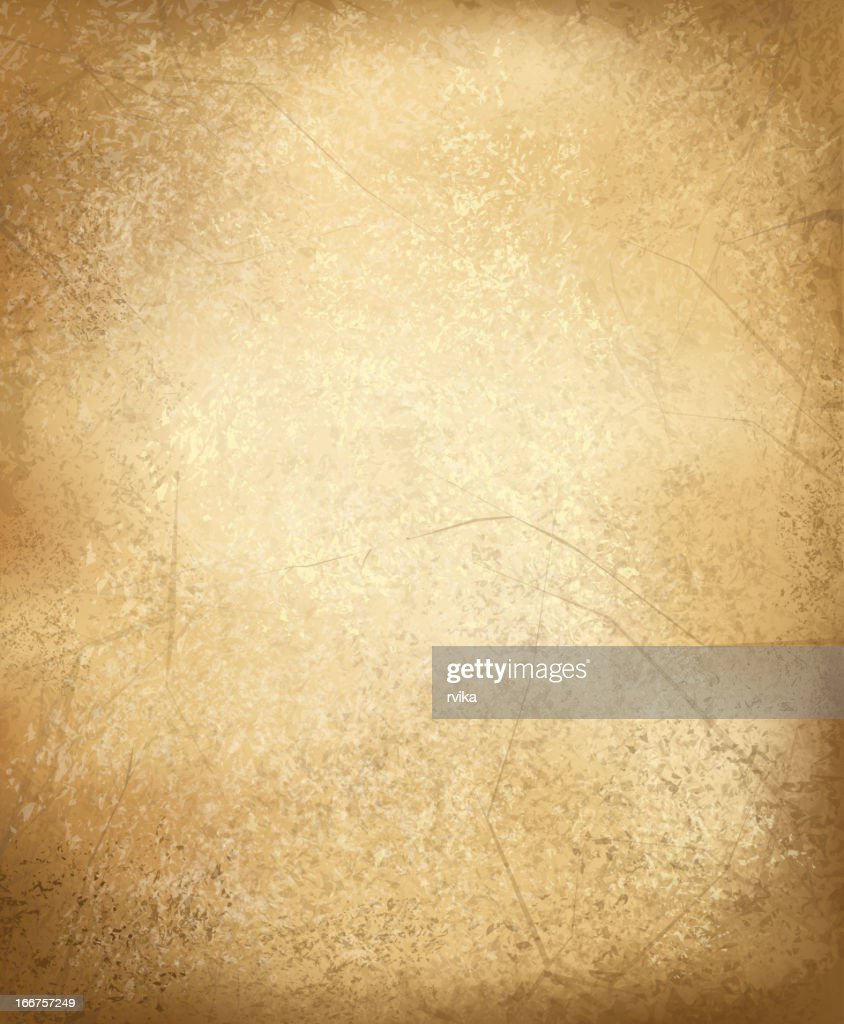 Abstract background of old parchment paper