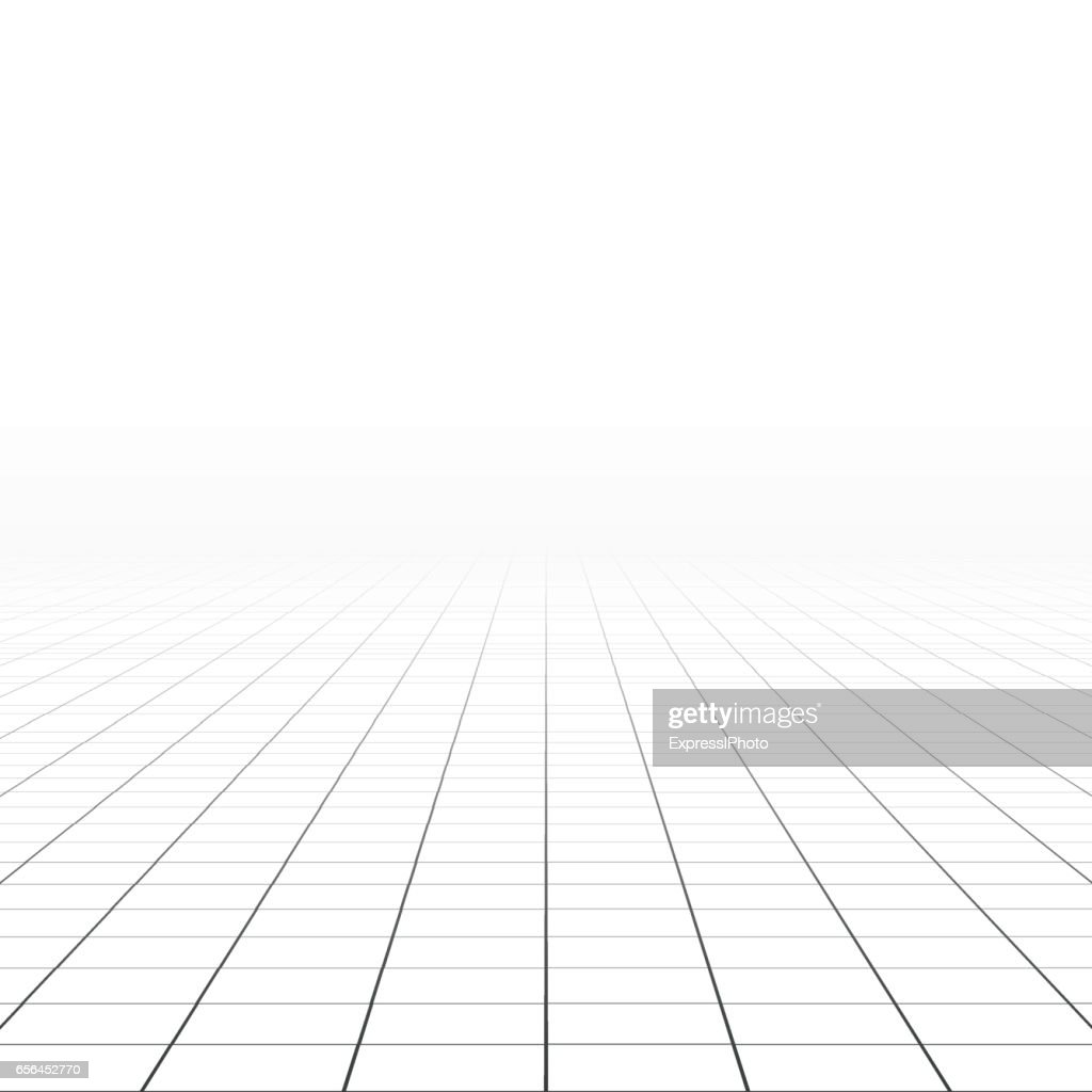 Abstract  background. Perspective tiled floor.