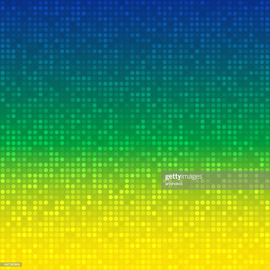Abstract Background Using Brazil Flag Colors Vector Art | Getty Images