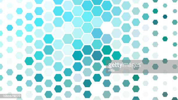 illustrazioni stock, clip art, cartoni animati e icone di tendenza di abstract background - forma geometrica