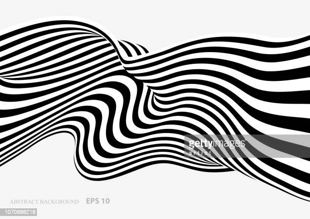 abstract background - black and white stock illustrations