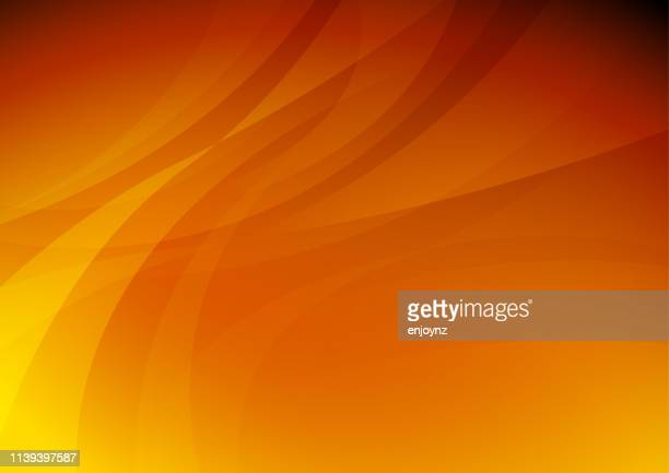 abstract background - orange color stock illustrations