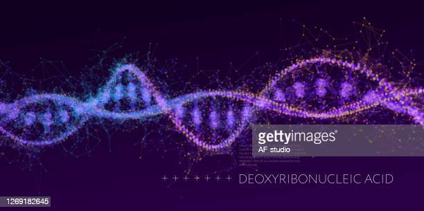 dna abstract background - af-studio stock illustrations