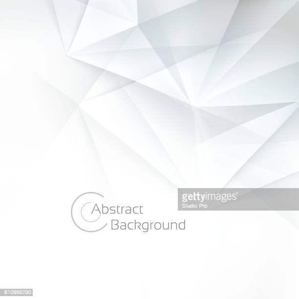 abstract background - crystal stock illustrations