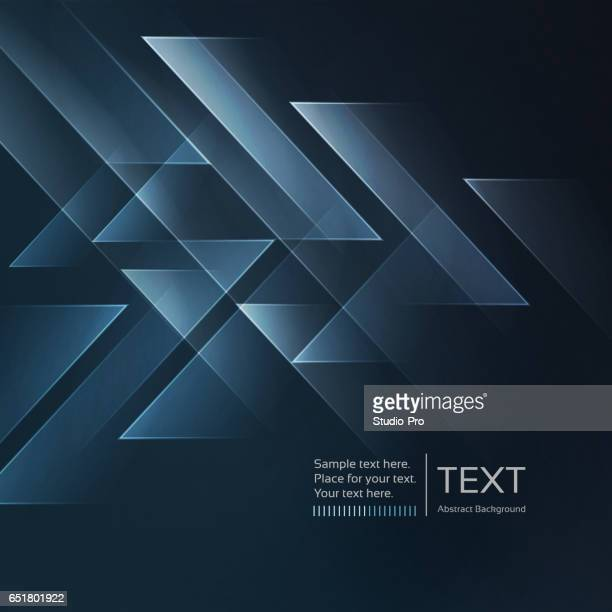 abstract background - sharp stock illustrations