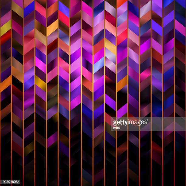 abstract background - zigzag stock illustrations, clip art, cartoons, & icons