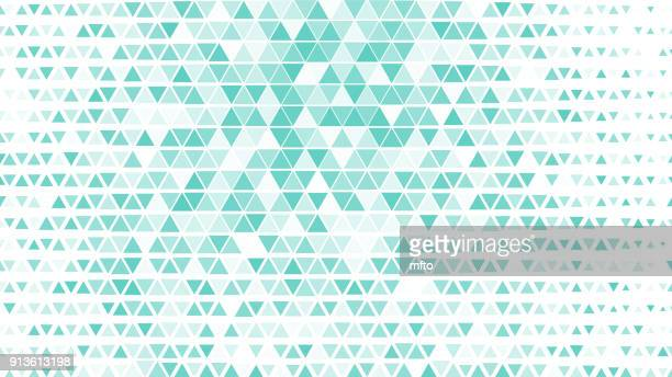abstract background - triangle shape stock illustrations