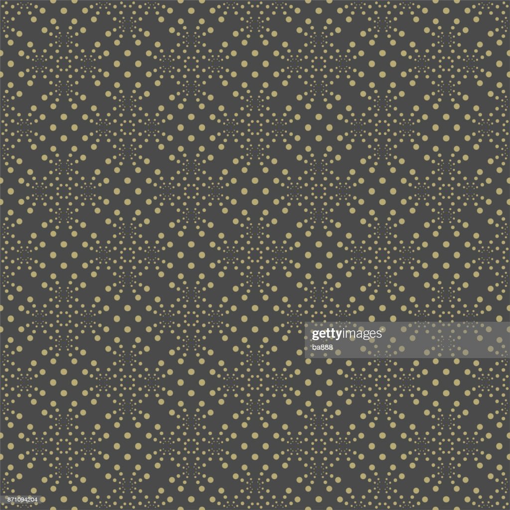 abstract background with dots