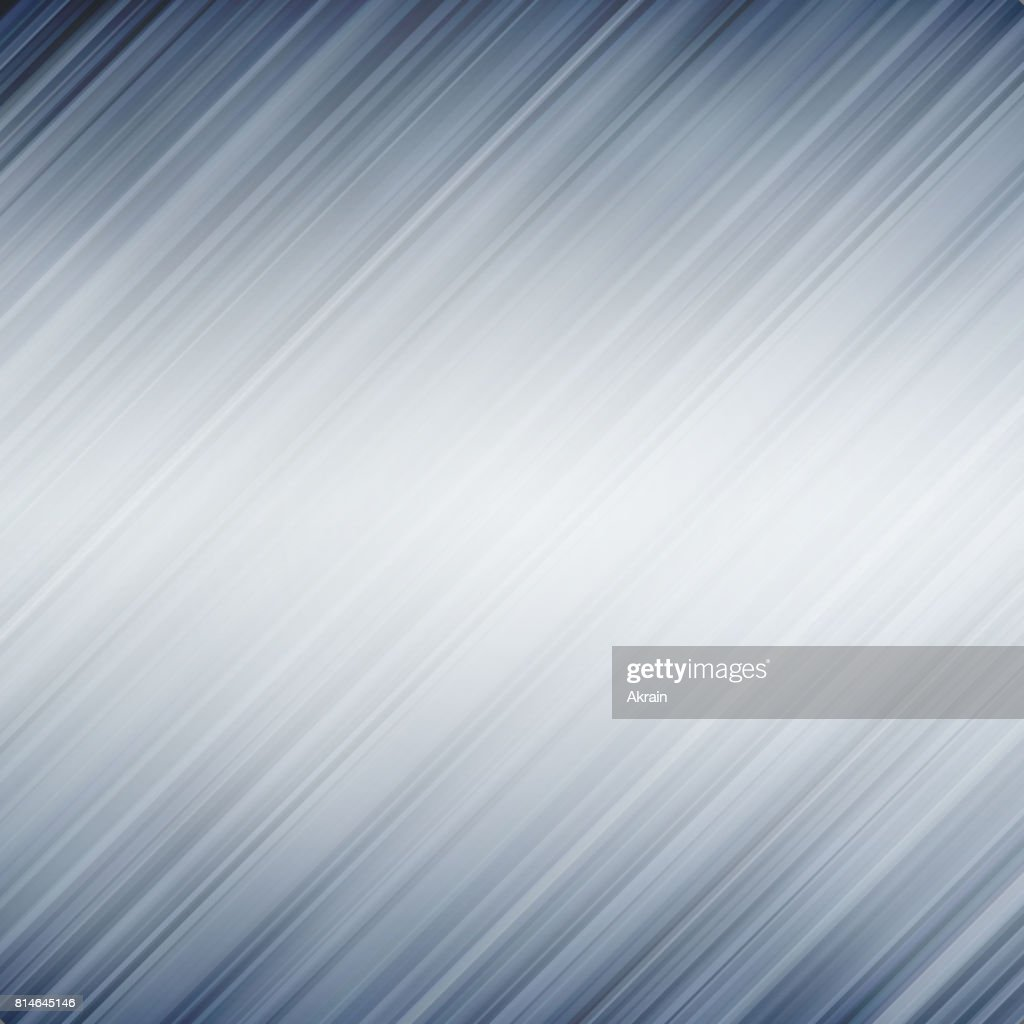 Abstract background with metal texture. Diagonal lines.