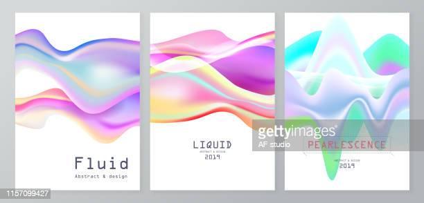 鮮やかなグラデーションを持つ抽象的な背景 - blue background gradient点のイラスト素材/クリップアート素材/マンガ素材/アイコン素材
