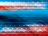 Abstract backgrounds Independence USA