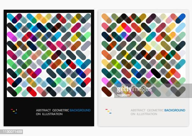 abstract backgrounds - pill stock illustrations