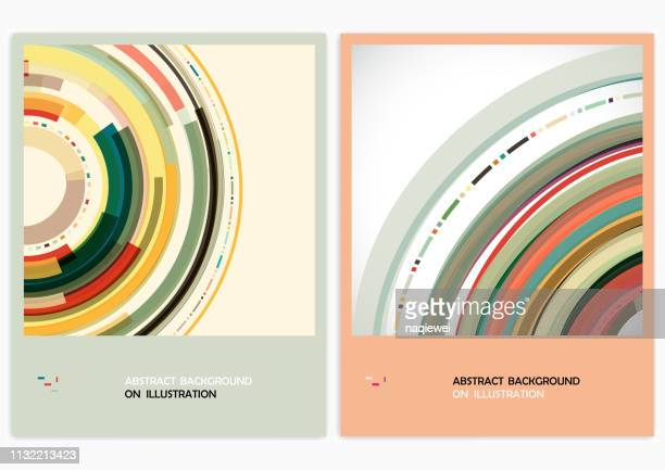 abstract backgrounds - animated zebra stock illustrations