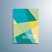 Abstract  banner brochure flyer vector design.