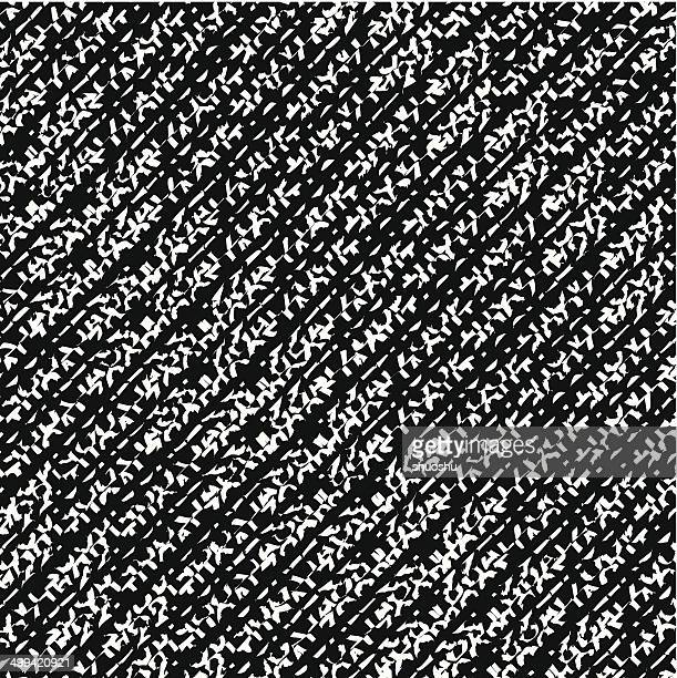 Abstrakt Schwarz und Weiß Muster Hintergrund