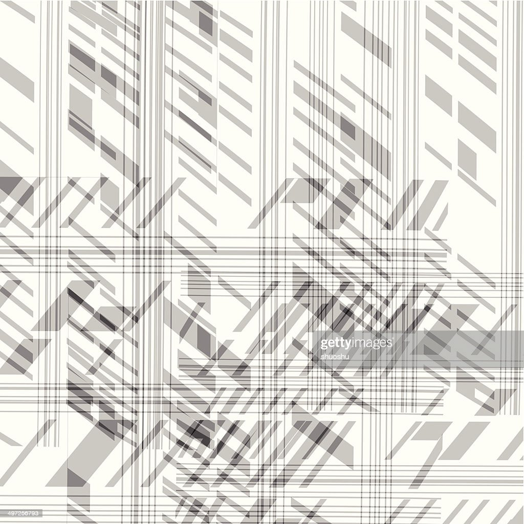 abstract black and white stripe pattern background : stock illustration